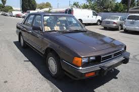 1985 honda accord honda accord sedan 1985 brown for sale jhmad7451fc054257 1985