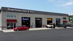 hometowne auto repair and tire to celebrate grand opening