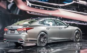 lexus jeep 2018 2018 lexus ls gains new platform loses weight 95 octane