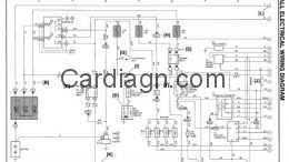 toyota yaris wiring diagram toyota wiring diagrams