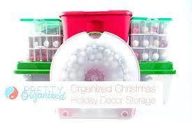 christmas tree storage box canadian tire organized christmas