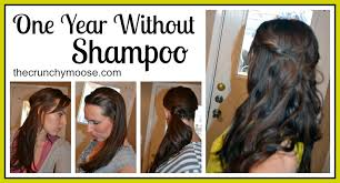 Wash Hair Before Coloring - one year without shampoo the no poo method argan oil natural