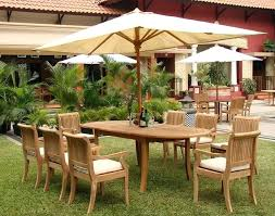 Patio Dining Set With Umbrella Patio Set With Umbrella Stunning Patio Sets With Umbrella Patio
