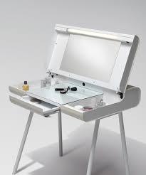 B O Schreibtisch Grau Designer Beistelltische Bei Einrichten Design
