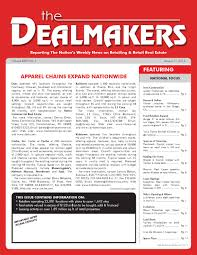dealmakers magazine january 11 2013 by the dealmakers magazine
