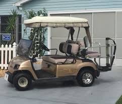 2002 yamaha 4 seater gas golf cart new price talk of the villages