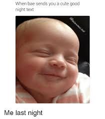 Cute Meme Faces - 20 cutest goodnight memes sayingimages com