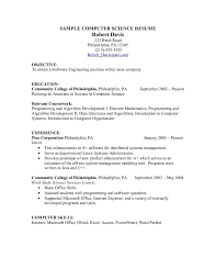 curriculum resume sample science resume examples msbiodiesel us resume for ms in cs professional curriculum vitae sample template computer science resume sample