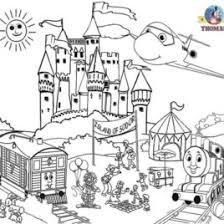 murdoch train coloring archives mente beta complete