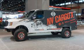 lifted nissan car 2017 chicago auto show nissan titan king cab autonxt