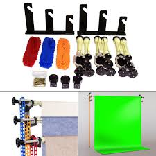Tv Wall Mount Lowering Background Roller System Ebay