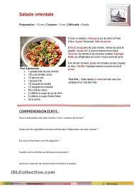 la recette de cuisine une recette de cuisine mixers