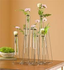 Test Tube Flower Vases Stilt Glass Test Tube Vase Vases Wind U0026 Weather