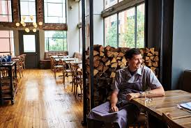 a blackberry farm chef goes for a broader audience the new york