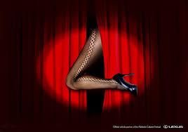 lexus thailand office lexus print advert by showpony adelaide cabaret festival ads of