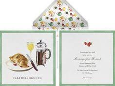 day after wedding brunch invitations our favorite day after wedding brunch invitations brunch