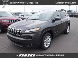 white jeep cherokee 2017 new jeep cherokee at landers serving little rock benton u0026