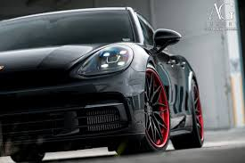 ag luxury wheels porsche panamera forged wheels