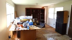 Single Wide Mobile Home Kitchen Remodel Ideas Before And After Of A 1972 Mobile Home Remodel Youtube