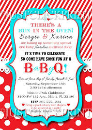 colors elegant bbq baby shower invitations free with high