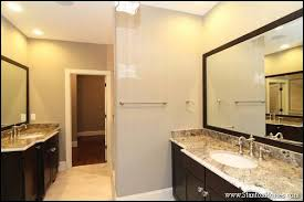 master bathroom mirror ideas 11 framed mirror ideas master bathroom design