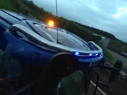 led tractor light bar chrome stainless tractor cab led roof bar accessory