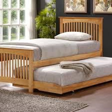 Single Wood Bed Frame Kid Bedroom Heavenly Furniture For Kid Bedroom Decoration Using