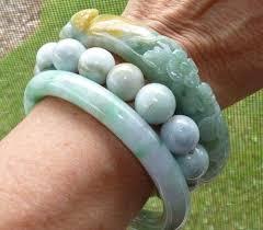 bead bangle bracelet images 21 best personal jade bangle bracelets images charm jpg