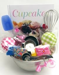 cupcake gift baskets day 10 of great gift ideas la jolla blue book