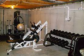 Home Gym Ideas Home Gym Ideas Designing A Home Gym In Your Finished Basement