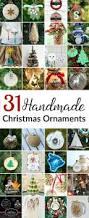 580 best handmade christmas ornaments images on pinterest