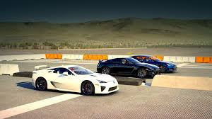 lfa lexus black tesla model s p85d vs nissan gt r black edition vs lexus lfa drag