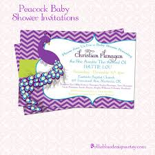 peacock baby shower diy printable peacock baby shower invitation by elliebluedesigns