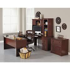 U Shaped Executive Desk Broadstreet Outlet Contoured U Shaped Executive Desk 30 H X 65
