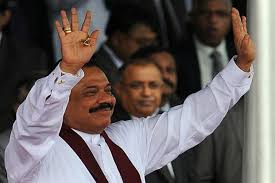 Mahinda Rajapksha Sri Lanka President Mahinda Rajapaksa U0027s Party Narrowly Clears Vote