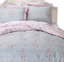 Pink Rose Duvet Cover Set Simply Shabby Chic Rachel Ashwell Twin Duvet Cover Set Faded Paper