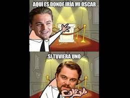 Memes Oscar - oscar 2014 memes de leonardo dicaprio alborotan redes sociales