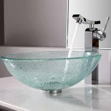 bathroom sink black vessel sink glass sink glass vessel bathroom