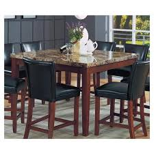 High Bistro Table Set Outdoor Kitchen Table Contemporary Wood High Top Table High Table High