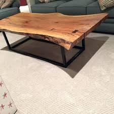 Build Wood Slab Coffee Table by Slab Wood Coffee Table U2013 Thelt Co
