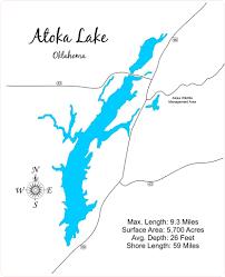 oklahoma wood atoka lake oklahoma wood laser cut map