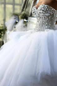 wedding dress with bling bling corset wedding dresses 6446
