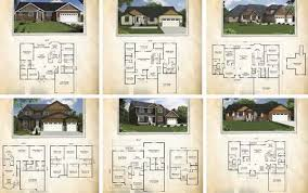 custom built home plans idea floor plans for stick built homes 15 maine modular and