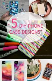 Cute Ways To Decorate Your Phone Case 12 Diys That Will Make You Even More Attached To Your Phone Diys