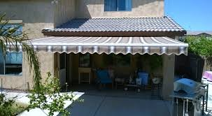 Replacement Retractable Awning Fabric Custom Made Covers Cutting Edge Sewing