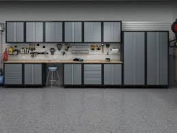 garage cabinets and workbenches garage cabinets efficiently and