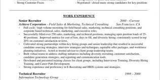 resume cv cover letter prissy inspiration recruiting resume 10