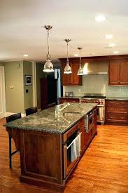 kitchen paint colors with dark walnut cabinets kitchen paint