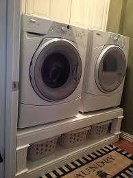Pedestal For Washing Machine Washer Dryer Pedestal Plans Washer And Dryer Pedestal Home