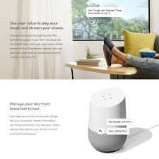 google mini google home educational page